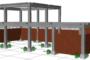 Μελέτη Στατικής Επάρκειας Διωρόφου Κτιρίου